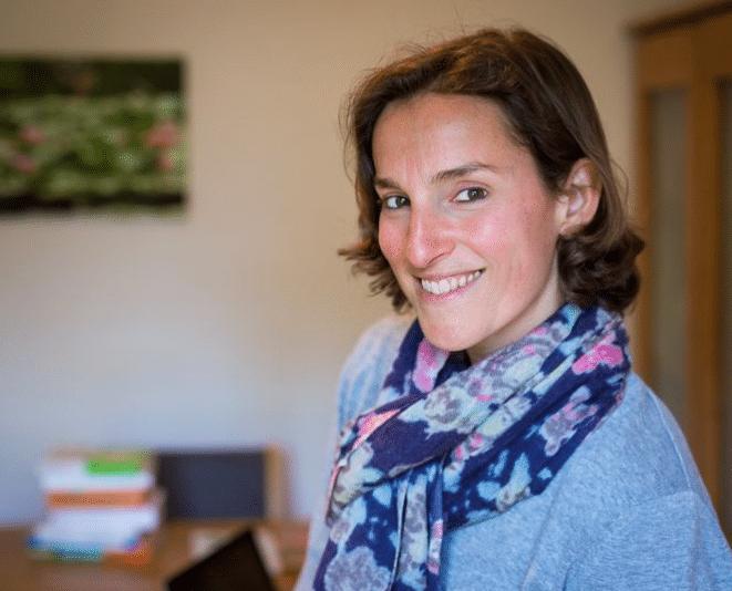 Visite guidée avec notre nutrithérapeute Kathrin Wendel