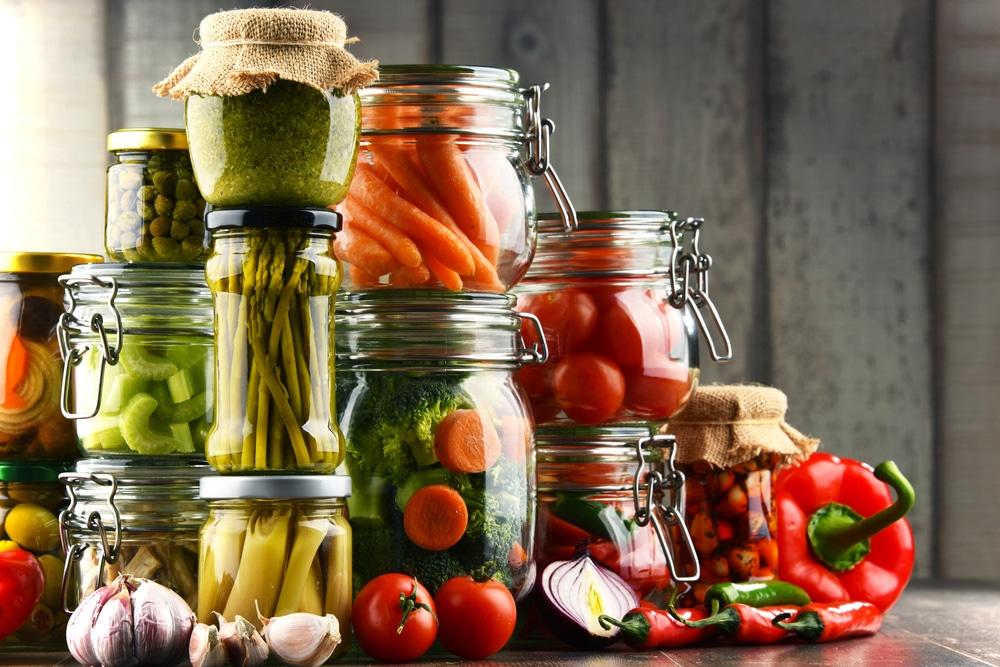La fermentation est un des moyens les plus sûrs de conservation