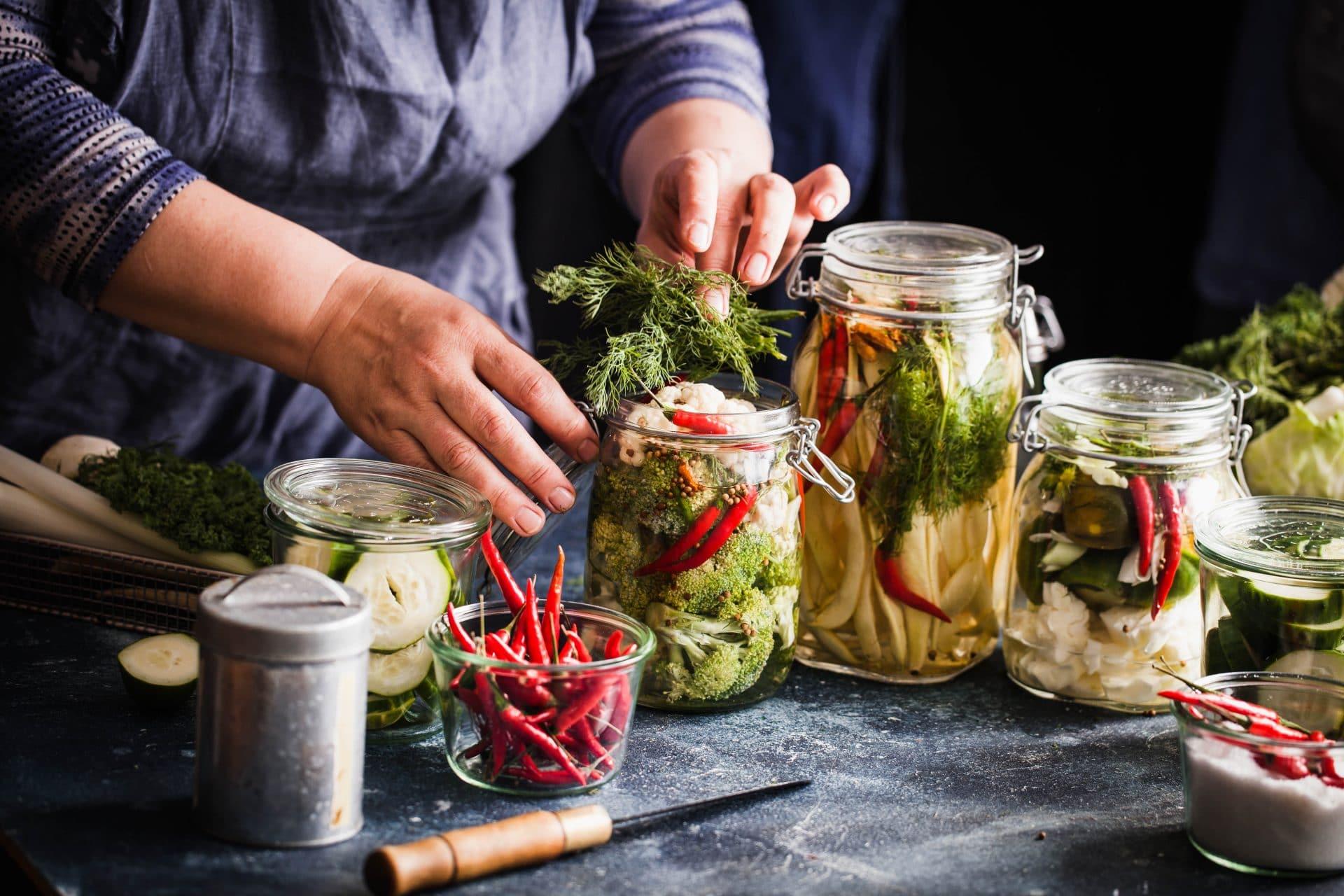 En hiver, profitez de la saison des choux pour les fermenter